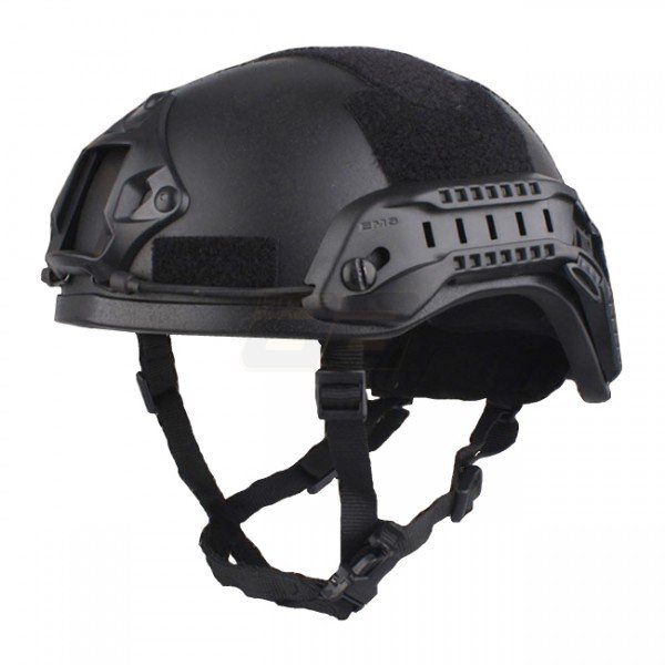 Emerson ACH MICH 2001 Helmet Special Action Version - Black