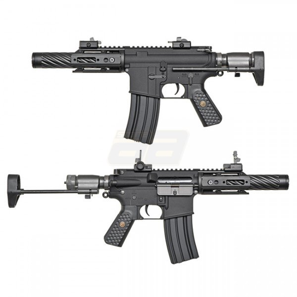 WE R5C PDW AEG - Black
