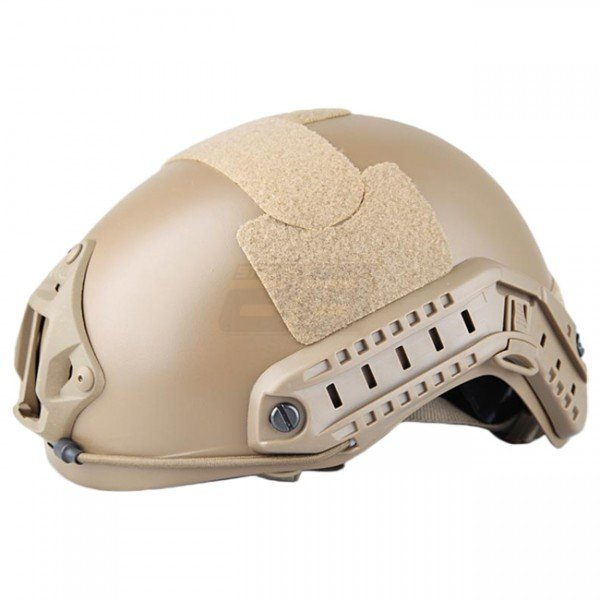 Emerson FAST Ballistic Style Helmet - Dark Earth