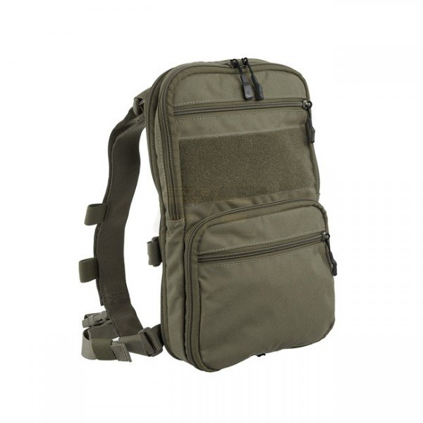Haley Strategic FLATPACK Expandable Compact Assault Pack - Ranger Green