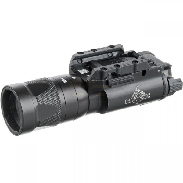 Night Evolution X300V Vampire LED Tactical Strobe Flashlight - Black