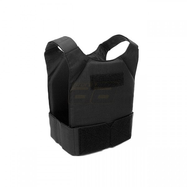 Warrior Covert Plate Carrier - Black