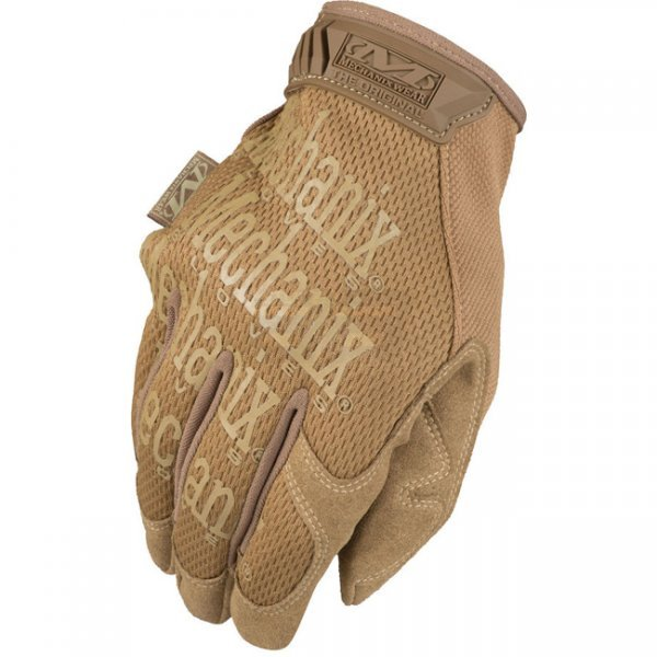 Mechanix Wear Original Glove - Coyote