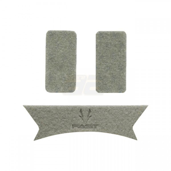 Ops-Core FAST Base Jump Replacement Exterior Velcro L/XL - Foliage Green