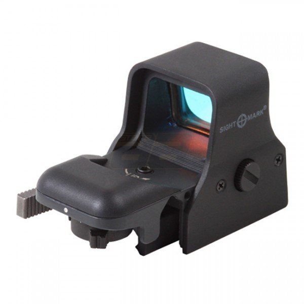 Sightmark Ultra Shot QD Digital Switch Red Dot Sight
