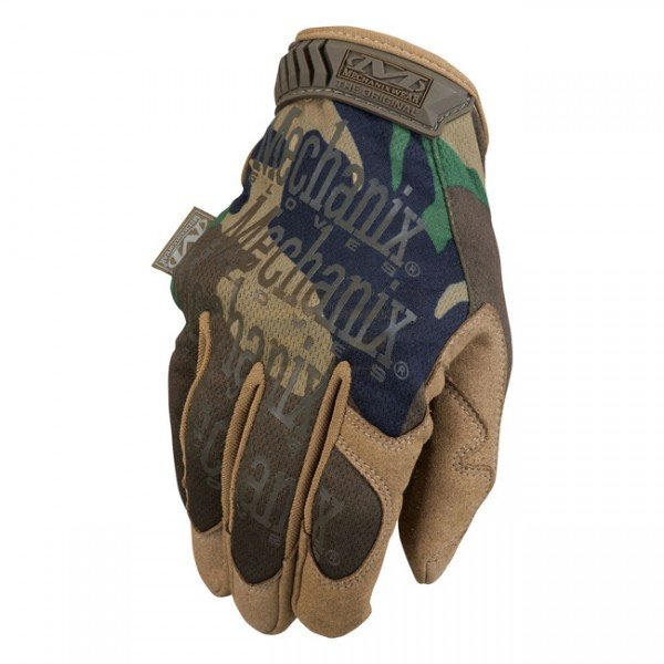 Mechanix Wear Original Glove - Woodland