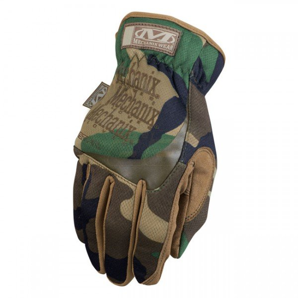 Mechanix Wear FastFit Glove - Woodland