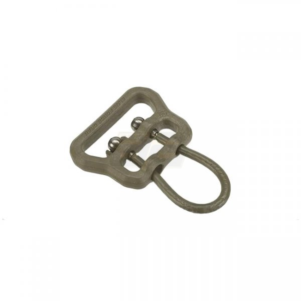 Blue Force Gear Molded Universal Wire Loop 1.25 Inch - Tan