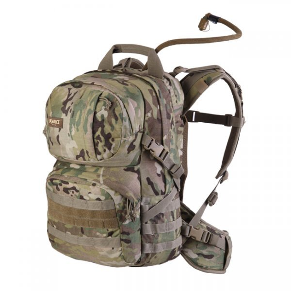 SOURCE Patrol 35L Hydration Cargo Pack - Multicam