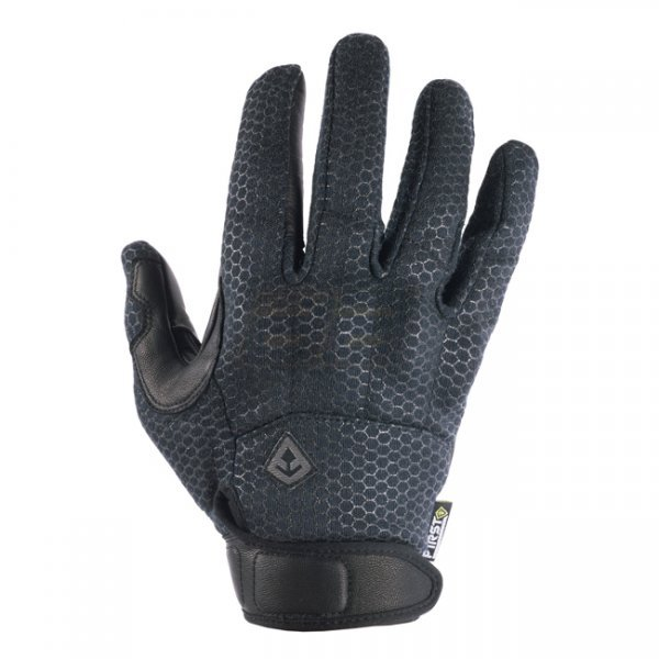 First Tactical Slash & Flash Hard Knuckle Glove - Black