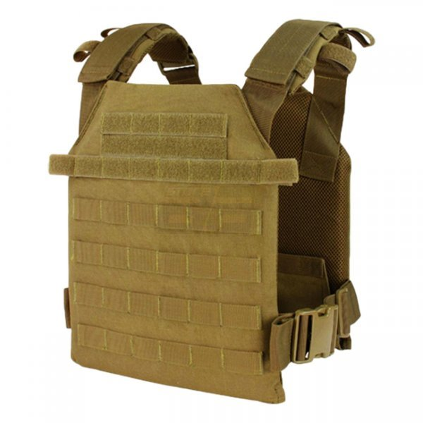 Condor Sentry Plate Carrier - Coyote