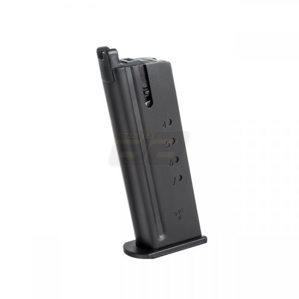 WE Desert Eagle 21rds Gas Blow Back Pistol Magazine - Black