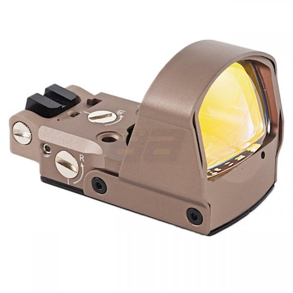 Blackcat PD Red Dot Sight - Tan