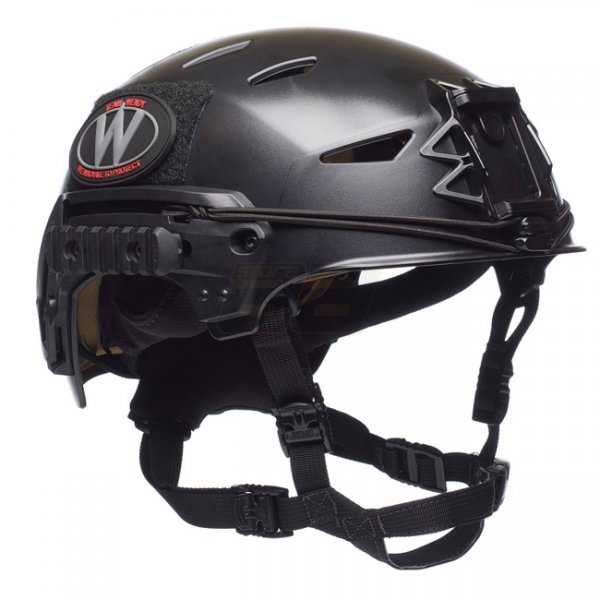 Team Wendy EXFIL LTP Helmet - Black