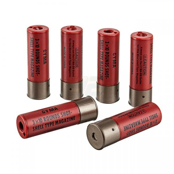 AA Store Airsoft & Softair Shop Cyma Shotgun Shell Set