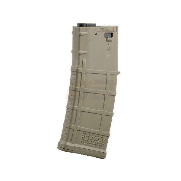 D-Day M4 300rds AEG Magazine - Dark Earth