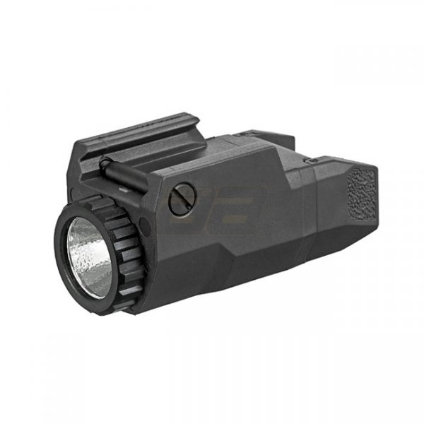 APLc Compact Tactical Flash Light - Black