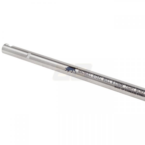 MadBull Stainless Steel 6.03mm Tight Bore Barrel - 229mm