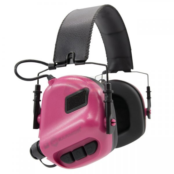 Earmor M31 MOD3 Hearing Protection Ear-Muff - Pink