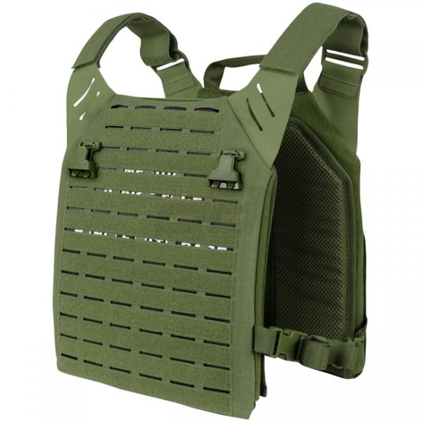 Condor LCS Vanquish Armor System Plate Carrier - Olive