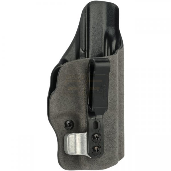 Haley Strategic G-Code INCOG ECLIPSE IWB Full Guard Holster Glock 19 - Grey