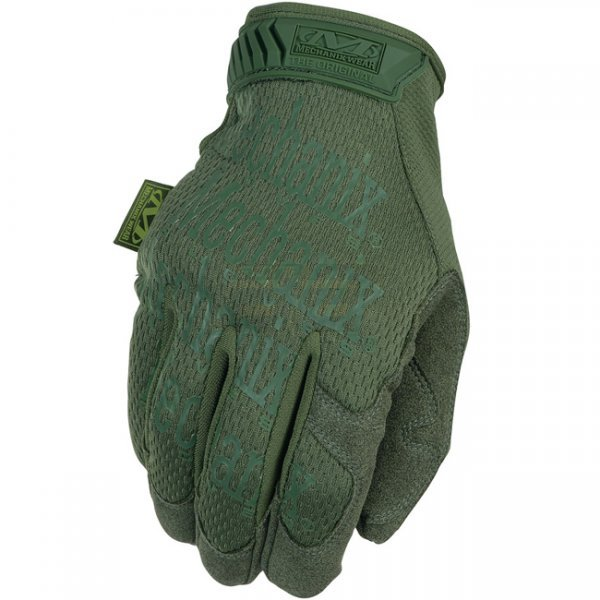Mechanix Wear Original Glove - OD Green L