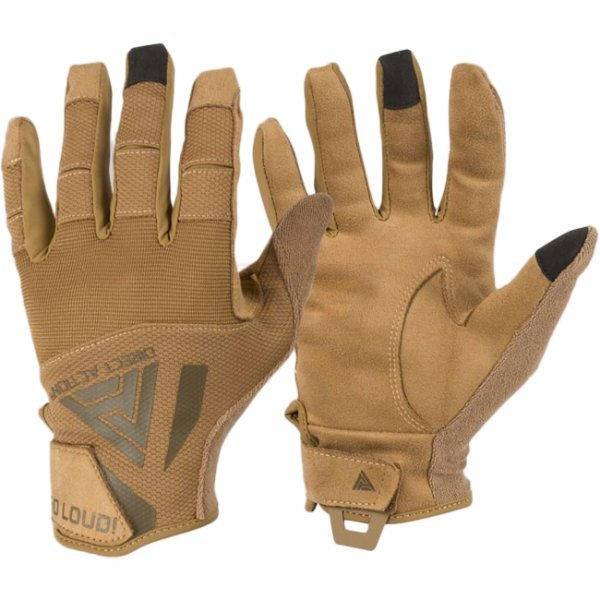 Direct Action Hard Gloves - Coyote Brown M