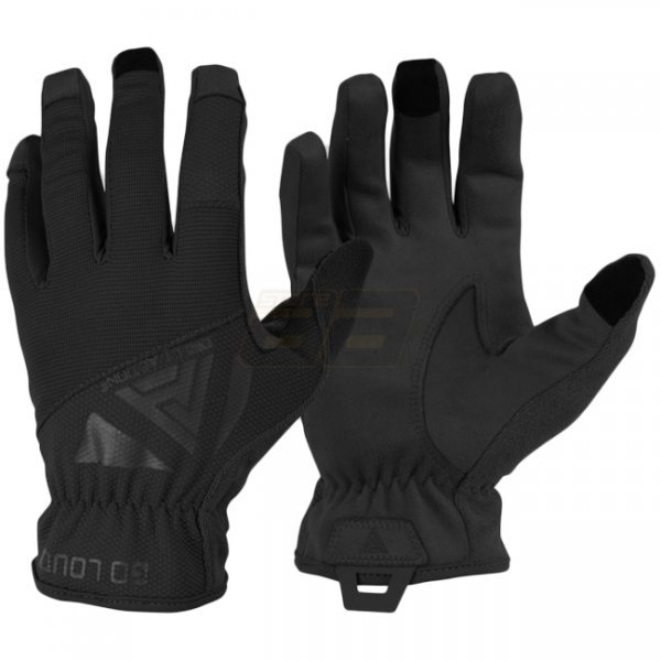 Direct Action Light Gloves - Black XL