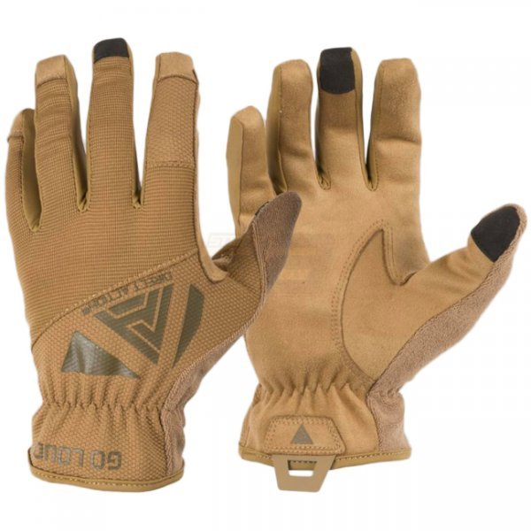 Direct Action Light Gloves - Coyote Brown S