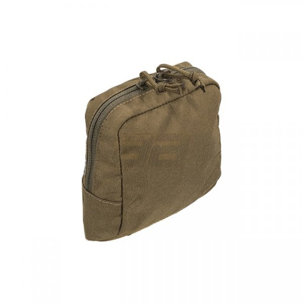 Direct Action Utility Pouch Small - Coyote Brown