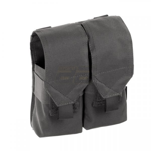 Invader Gear 5.56 2x Double Mag Pouch - Wolf Grey