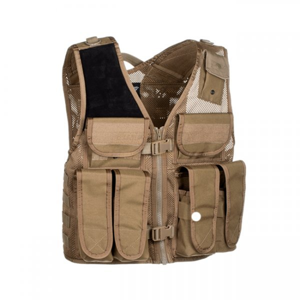 Invader Gear AK Vest - Coyote