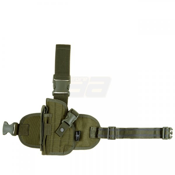 Invader Gear Dropleg Holster Left - OD