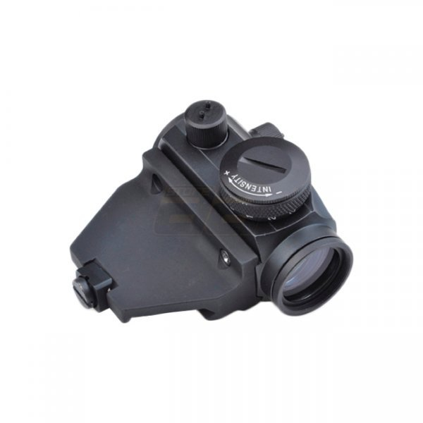 Aim-O T1 Offset Red & Green Dot Sight - Black
