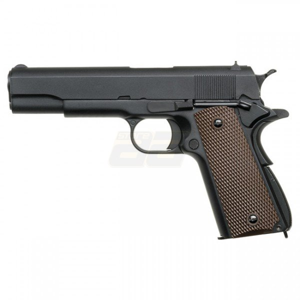 WE M1911A1 Gas Blow Back Pistol