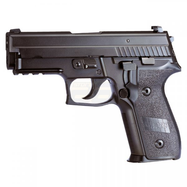KJ Works P229 Gas Blow Back Pistol