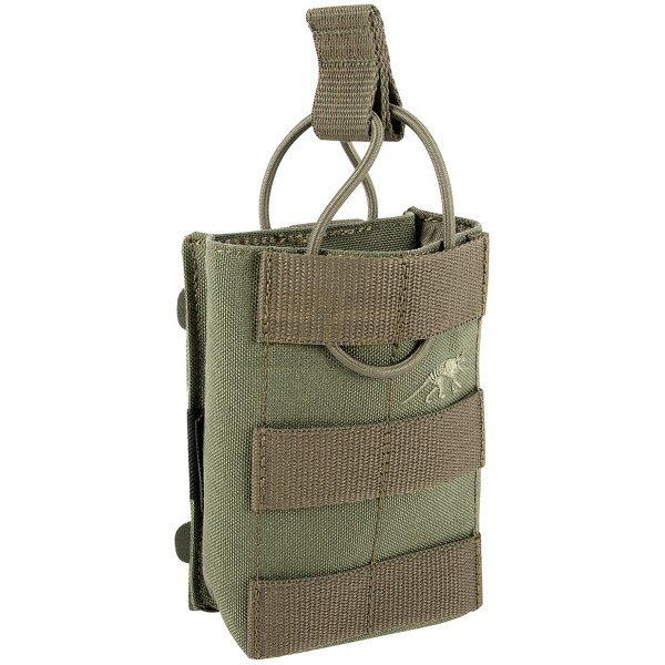Tasmanian Tiger Single Horizontal Magazine Pouch Bungee MK2 - Olive
