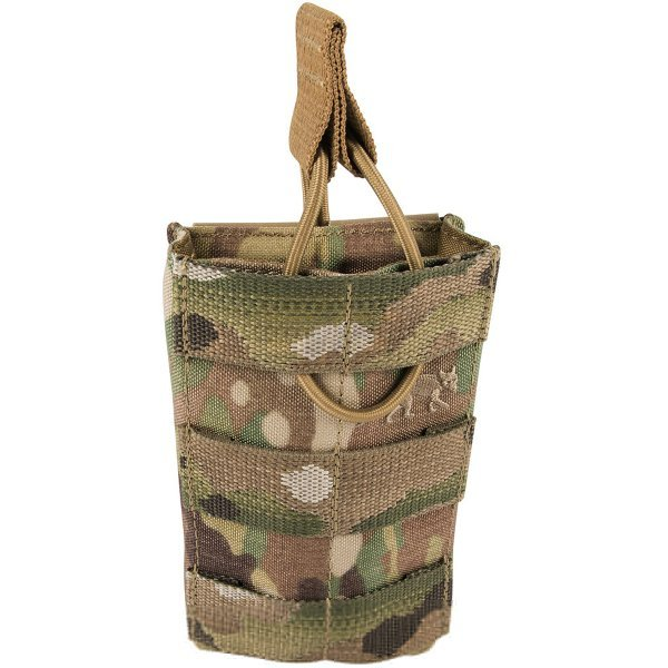 Tasmanian Tiger Single Magazine Pouch Bungee M4 MK2 - Multicam