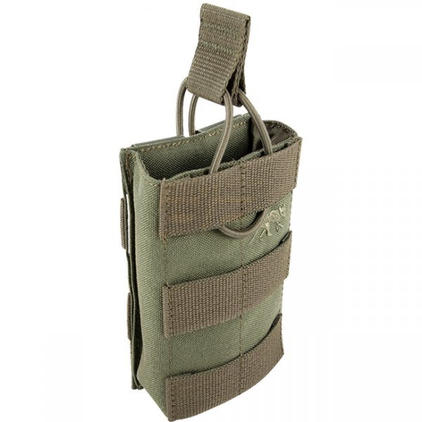 Tasmanian Tiger Single Magazine Pouch Bungee MK2 - Olive