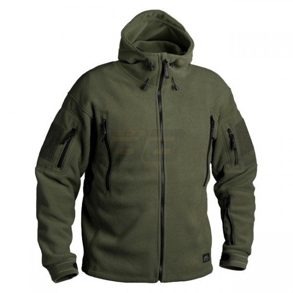 HELIKON Patriot Heavy Fleece Jacket - Olive