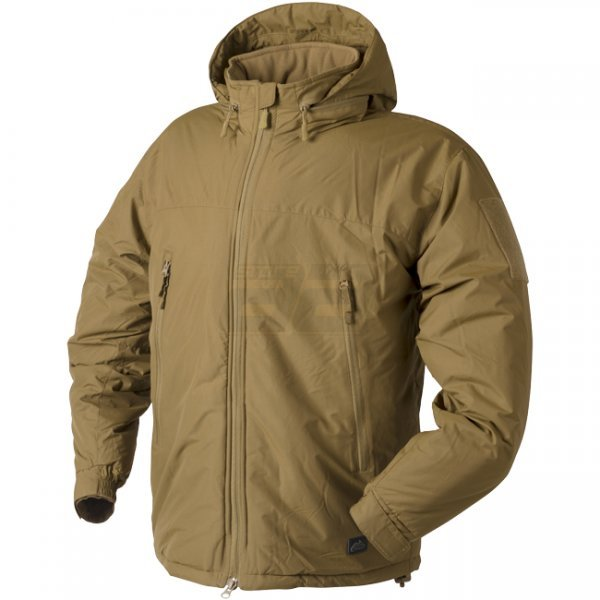 Helikon Level 7 Climashield Winter Jacket - Coyote - M