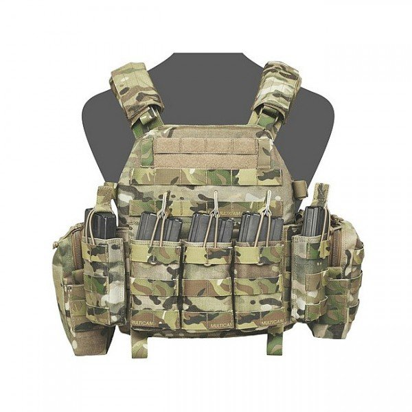 Warrior DCS Plate Carrier DA 5.56 - Multicam