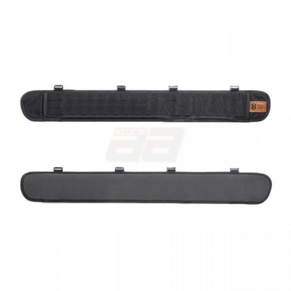 High Speed Gear Sure Grip Padded Belt System - Black