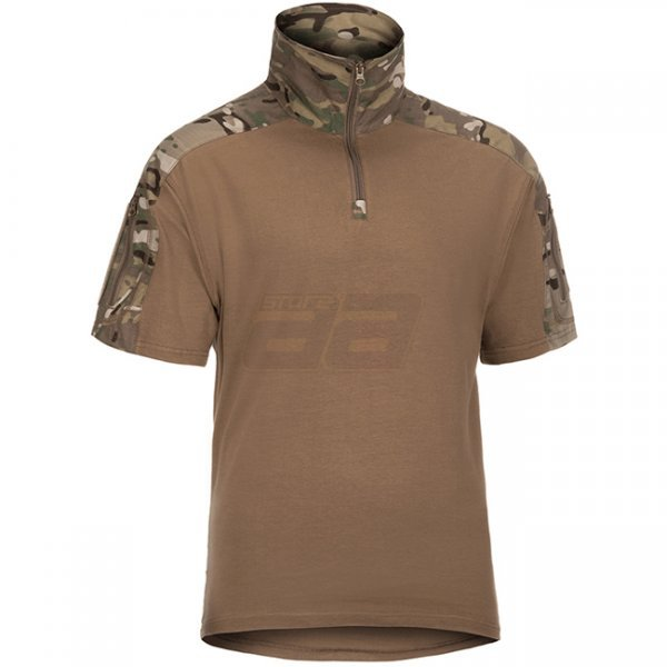 Invader Gear Combat Shirt Short Sleeve - ATP - XL