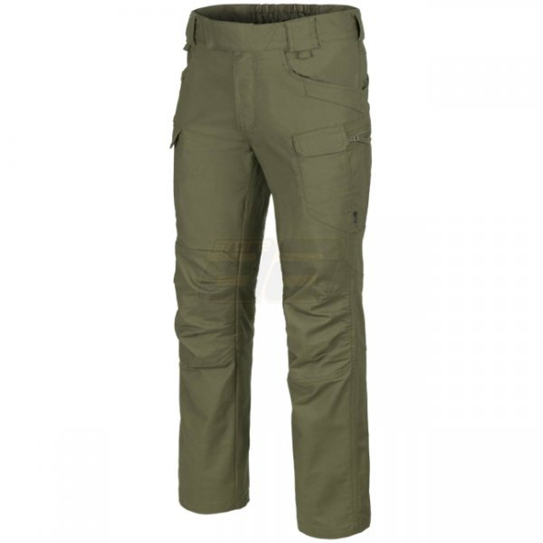 Helikon UTP Urban Tactical Pants PolyCotton Canvas - Oilve Green - XL - Long