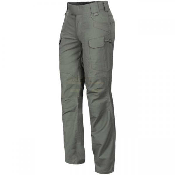 Helikon Women's UTP Urban Tactical Pants PolyCotton Ripstop - Olive Drab - 28 - 32