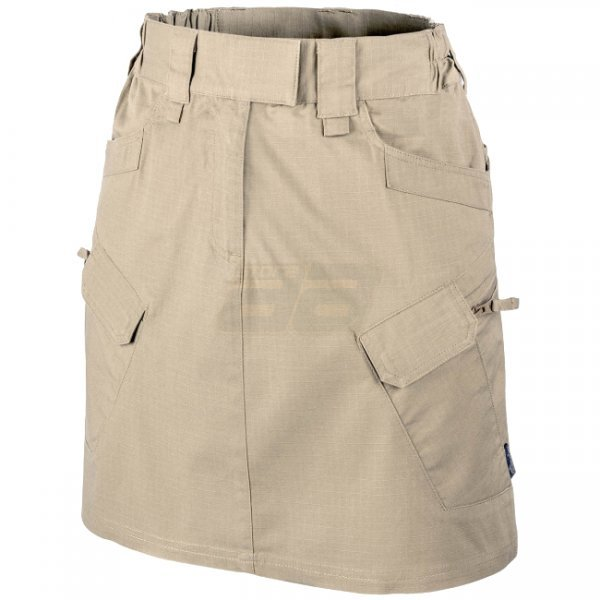 Helikon UTL Urban Tactical Skirt PolyCotton Ripstop - Khaki - 31
