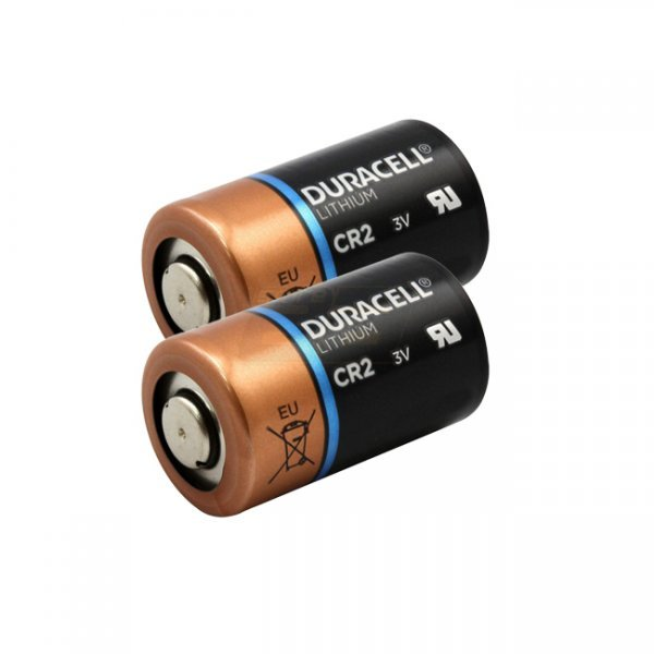 Duracell CR2 2pcs
