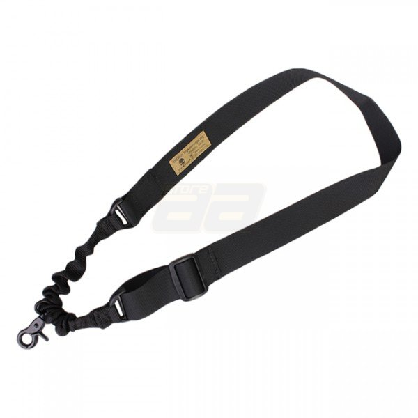 One Point Bungee Sling - Black