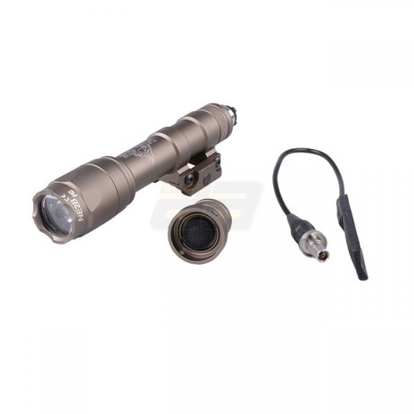 Night Evolution M600C Scoutlight - Dark Earth